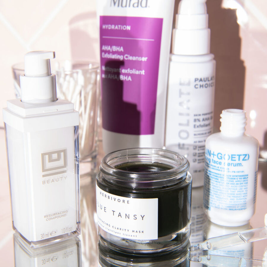 MOST WANTED | The Skin-Boosting AHA Formulas You Need