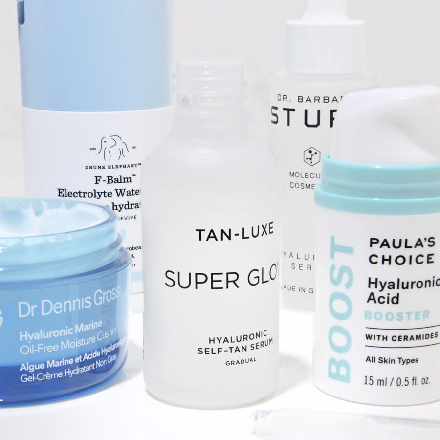 MOST WANTED | Hyaluronic Acid Skincare Essentials
