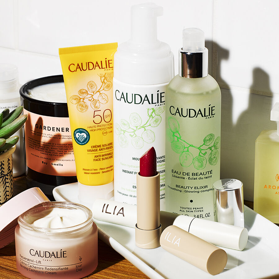SPACE SESSIONS | Caudalie's Mathilde Thomas On French Beauty Hacks
