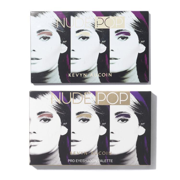 Nudepop Pro Eyeshadow Palette, , large