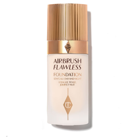 Airbrush Flawless Foundation, 1 COOL, large, image1