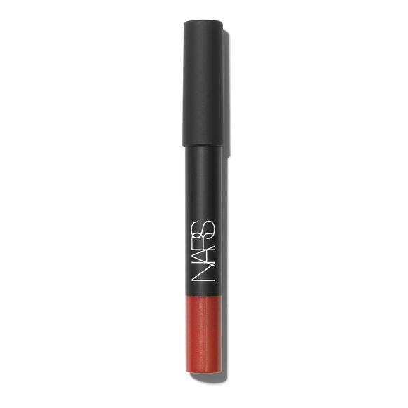 Velvet Matte Lip Pencil, RED SQUARE, large, image3