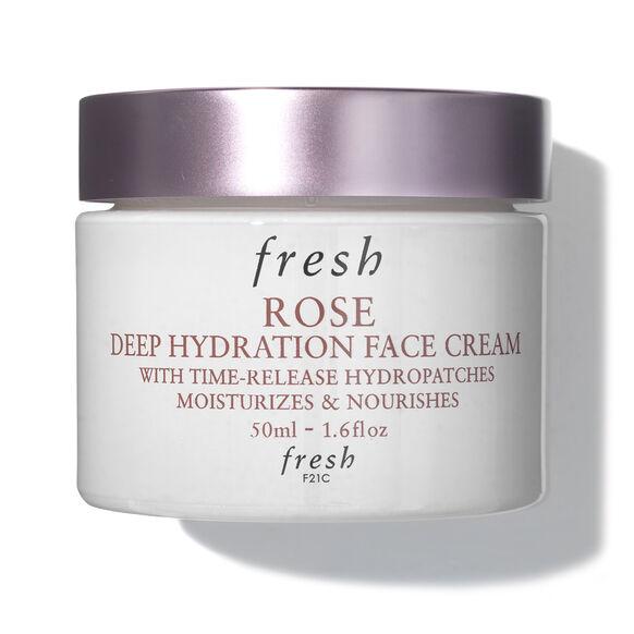 Rose Deep Hydration Face Cream, , large, image1