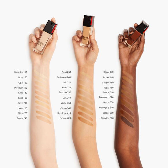 Synchro Skin Radiant Lifting Foundation SPF 30, 110, large, image4
