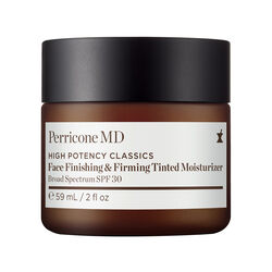 Face Finishing & Firming Tinted Moisturizer Broad Spectrum SPF30, , large