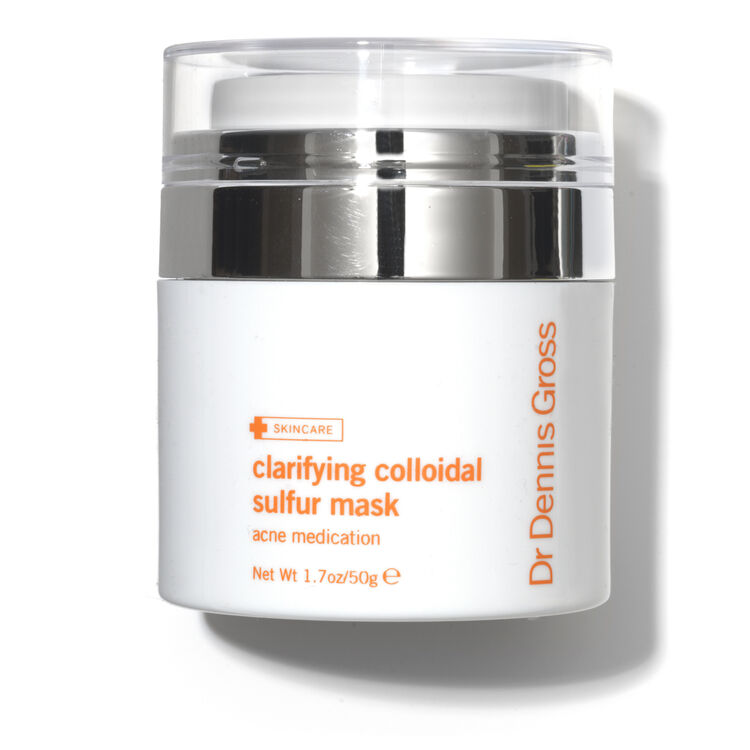 Dr Dennis Gross Clarifying Colloidal Sulfur Mask - Space NK - GBP