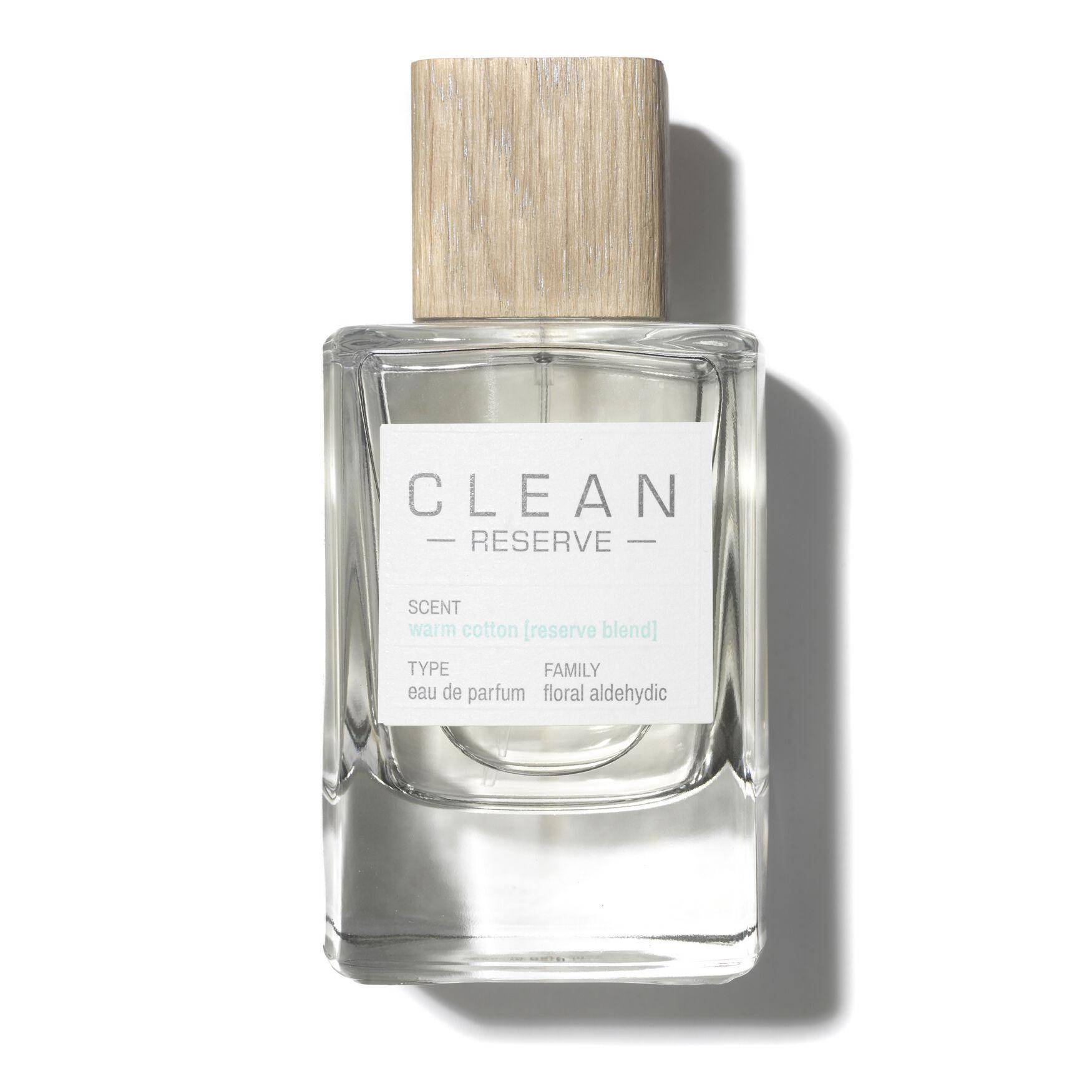 Clean Reserve Warm Cotton Reserve Blend Eau De Parfum Space Nk