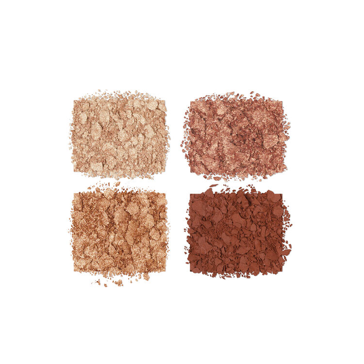 Luxury Eye Palette, COPPER CHARGE, large