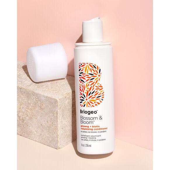 Blossom & Bloom™ Ginseng + Biotin Volumizing Conditioner, , large, image4