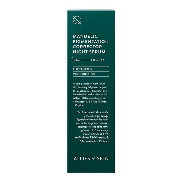 Mandelic Pigmentation Corrector Night Serum, , large, image3