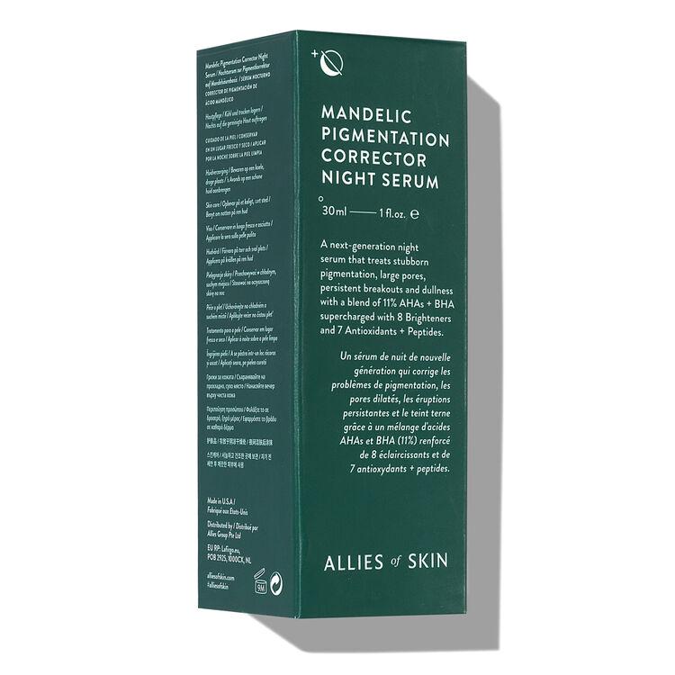 Mandelic Pigmentation Corrector Night Serum, , large