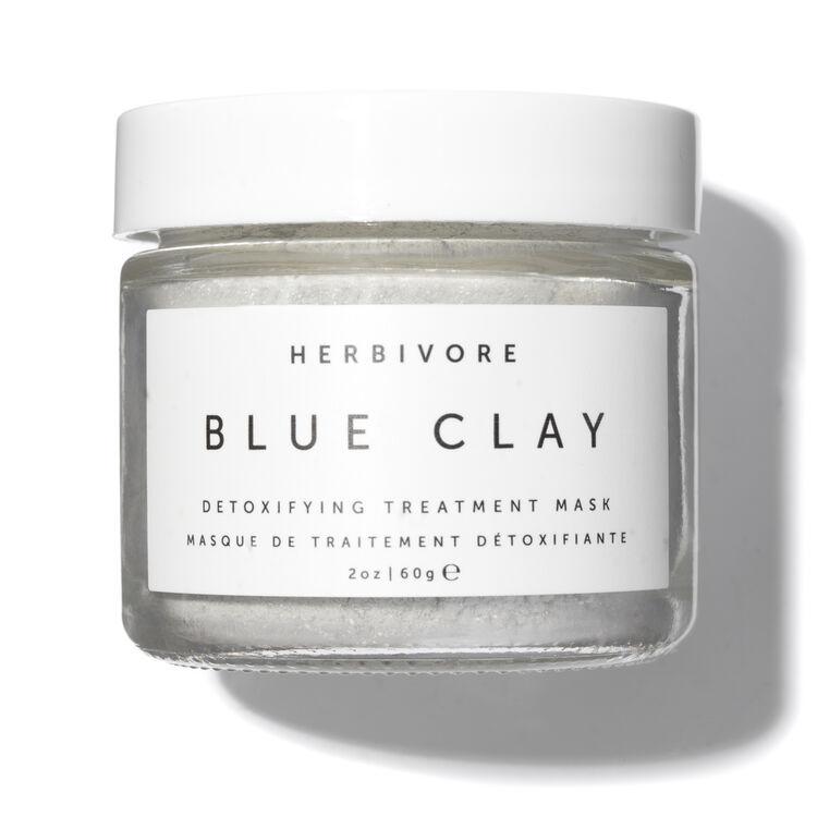 Blue Clay Detoxifying Treatment Mask, , large