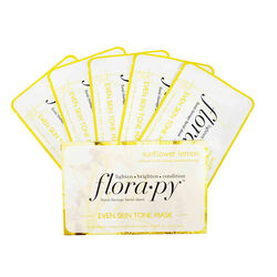 Even Skin Tone Sheet Mask - Sunflower Lemon, , large