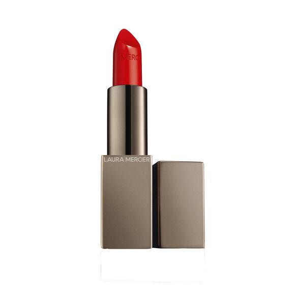 Rouge Essentiel Silky Crème Lipstick, CORAL VIF, large, image_1