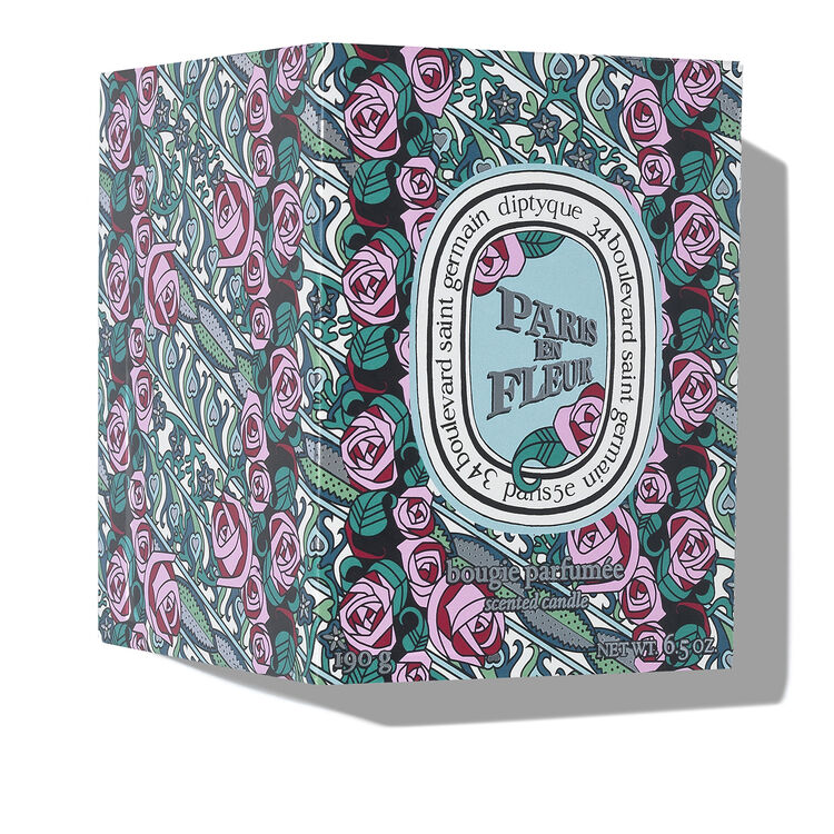 Paris en Fleur Candle Limited Edition, , large