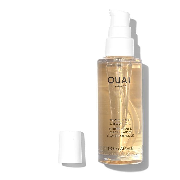 Rose Hair & Body Oil, , large