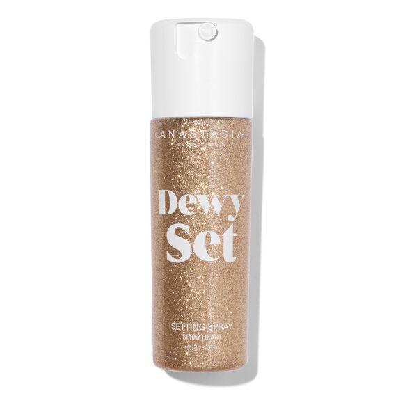 Dewy Set Setting Spray, , large, image1