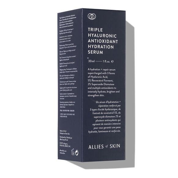 Triple Hyaluronic Antioxidant Hydration Serum, , large, image3
