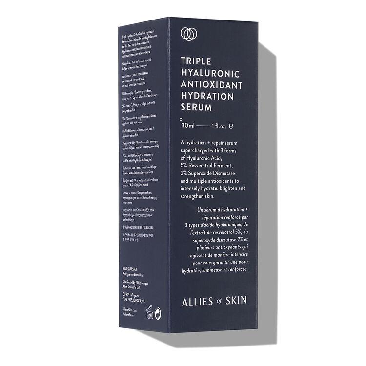 Triple Hyaluronic Antioxidant Hydration Serum, , large