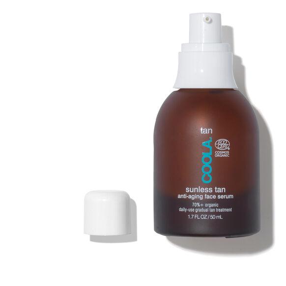 Sunless Tan Anti-Aging Face Serum, , large, image2