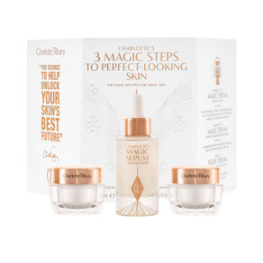 Charlotte's 3 Magic Steps To Perfect-looking Skin