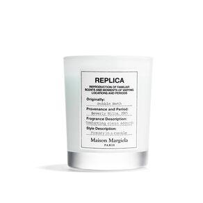 Replica Bubble Bath Candle