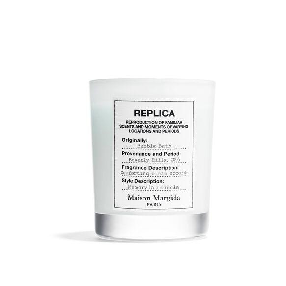 Replica Bubble Bath Candle, , large, image1