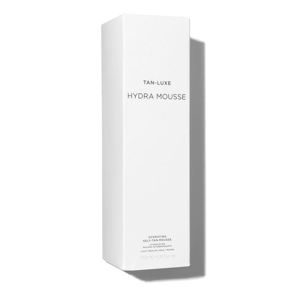 Hydra-Mousse Hydrating Self-Tan Mousse, LIGHT/MEDIUM 200ML, large, image4