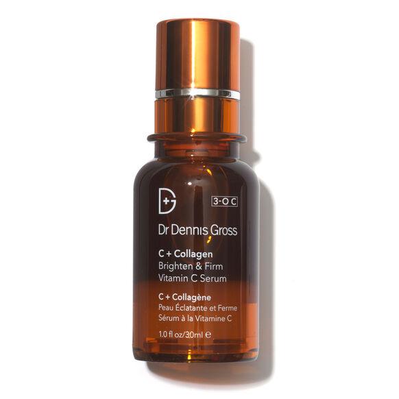 C+ Collagen Brighten & Firm Vitamin C Serum, , large, image1