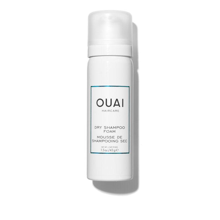 OUAI Dry Shampoo Foam Travel Size - Space.NK - GBP