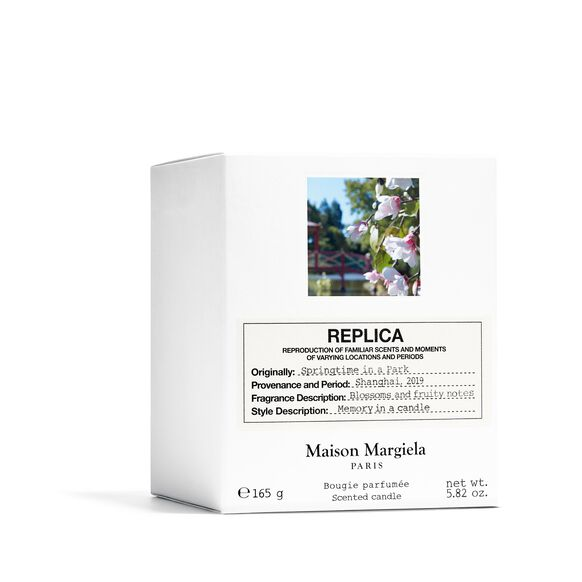 Replica Springtime in the Park Candle, , large, image2
