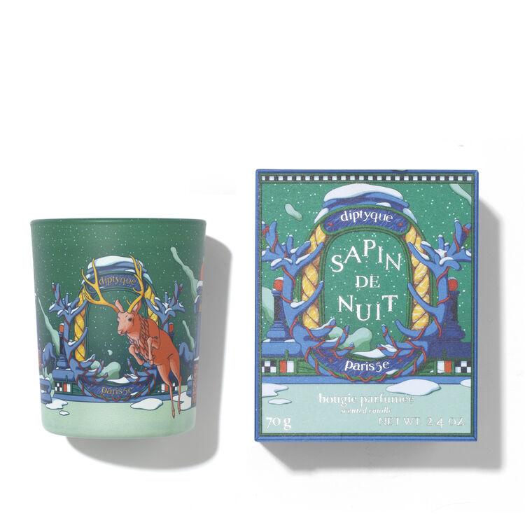 Sapin de Nuit Candle, , large