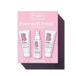 Farewell Frizz Hair Care Travel Kit