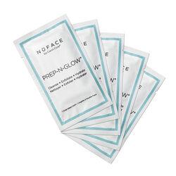 Prep-N-Glow™ Cleansing & Exfoliating Cloths 5-Pack, , large
