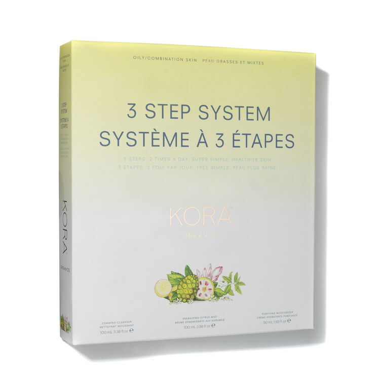 3 Step System - Oily/Combination, , large