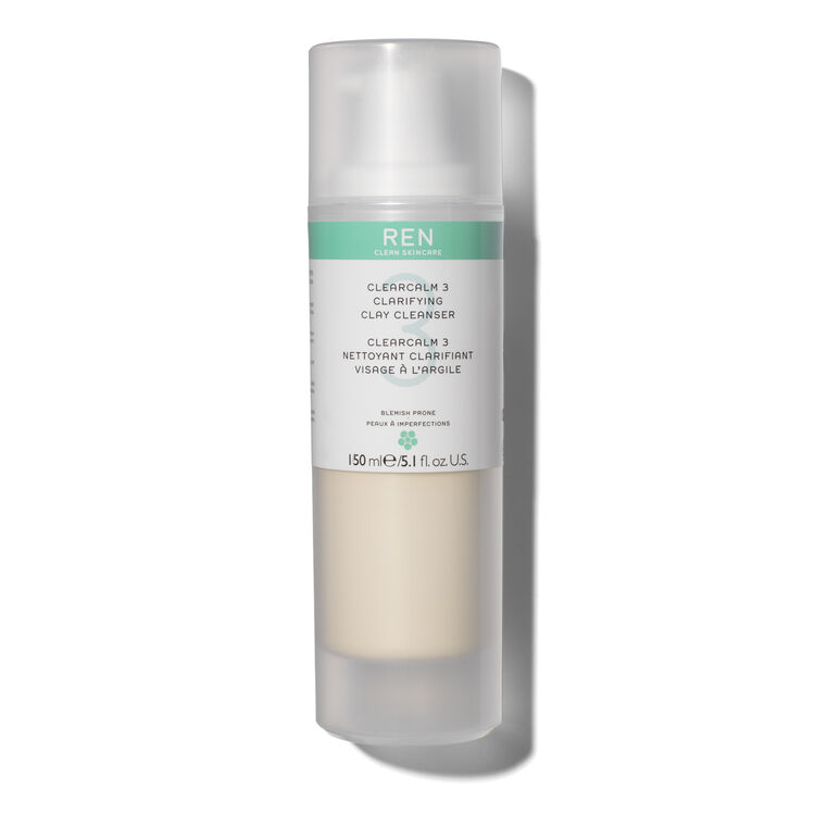 ClearCalm 3 Clarifying Clay Cleanser, , large