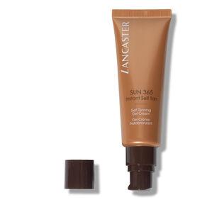 Sun 365 Instant Self Tanning Gel Face Cream, , large