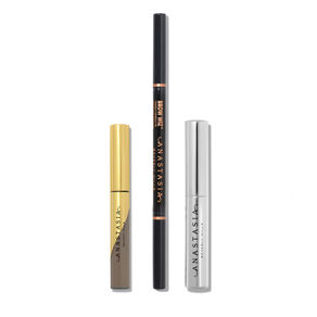 Natural Looking + Budge Proof Brow Kit