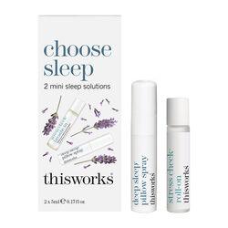Choose Sleep Set, , large