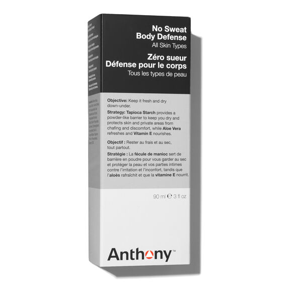 No Sweat Body Defense, , large, image3