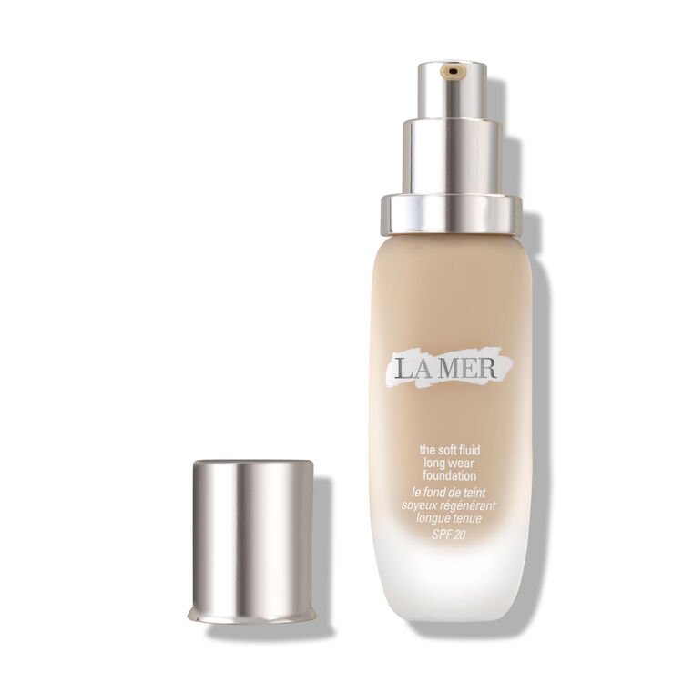 The Soft Fluid Long Wear Foundation SPF20, 02 IVORY, large