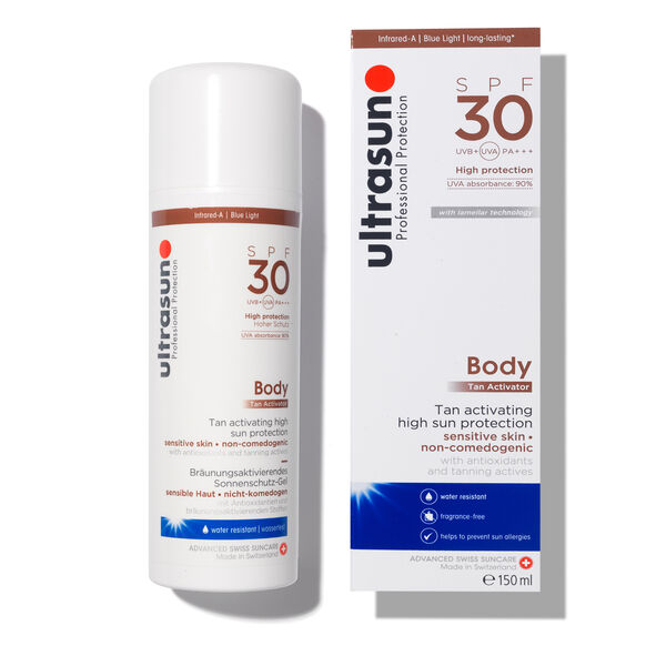 Body Tan Activator SPF 30, , large, image4