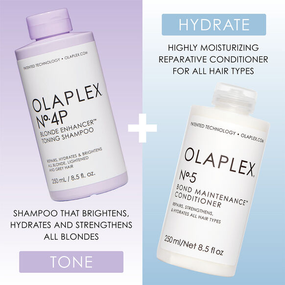 No. 4P Blonde Enhancer Toning Shampoo, , large, image9