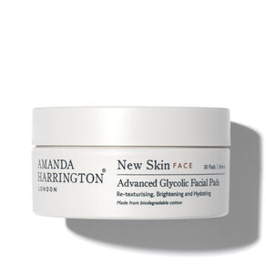 New Skin Advanced Glycolic Facial Pads