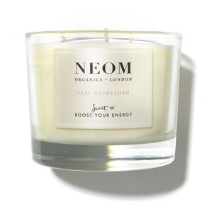 Feel Refreshed Scented Candle (3 Wicks)