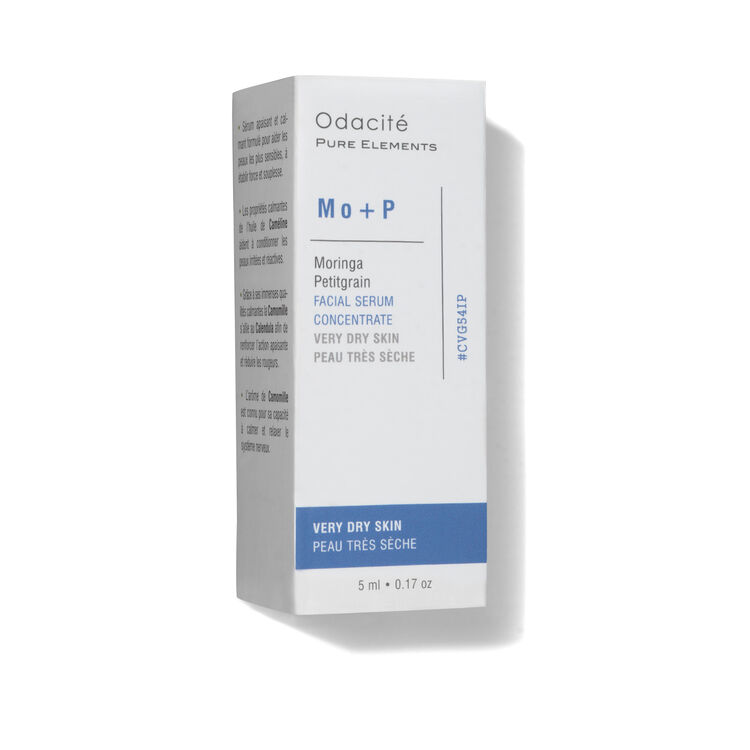 Mo+P Very Dry Skin Serum Concentrate (Moringa + Petitgrain), , large