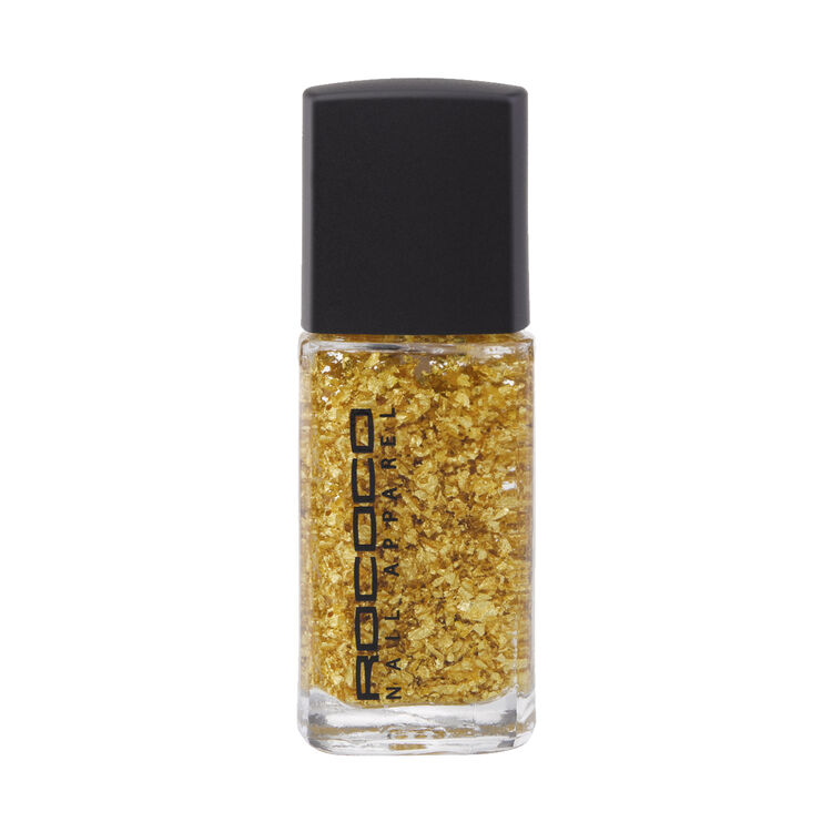 ROCOCO Gold Leaf Lacquer - Space.NK - GBP