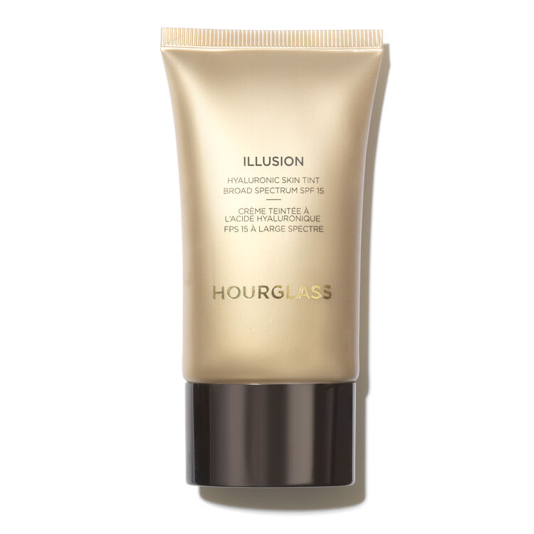 Illusion Hyaluronic Skin Tint SPF15, GOLDEN TAN, large
