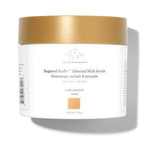Sugared Koffie Almond Milk Scrub