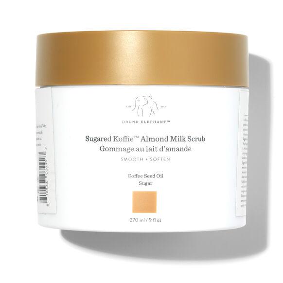 Sugared Koffie Almond Milk Scrub, , large, image_1